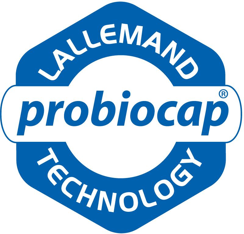 Logo Probiocap Lallemand Q Lallemand Health Solutions